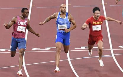 Tokyo 2020, Italia bronzo in staffetta 4x100 misti. Jacobs in finale