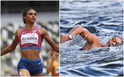 Tokyo, 400 ostacoli: record per le donne. Nuoto 10 km fondo: Bruni 14^
