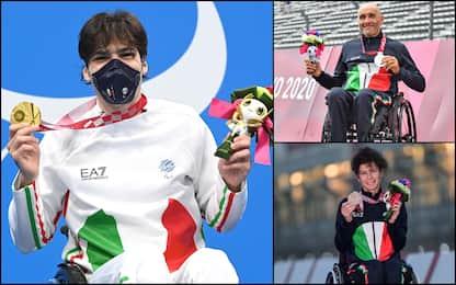 Paralimpiadi Tokyo, per l'Italia un altro oro nel nuoto
