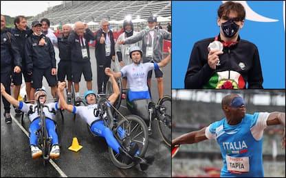Paralimpiadi Tokyo: Italia oro nell'handbike, ancora medaglie nuoto