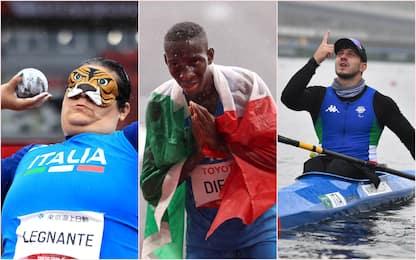 Paralimpiadi, altre 6 medaglie azzurre: superato il record di Seul '88