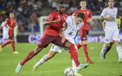 Italia-Svizzera, allarme rientrato: si gioca all'Olimpico