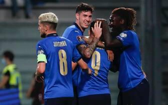 Azzurri esultano in Italia-Lituania