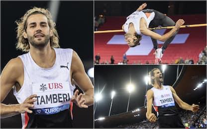 Zurigo, Tamberi vince nel salto in alto e conquista la Diamond League