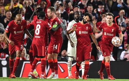Liverpool-Milan 3-2: video e highlights della partita di Champions