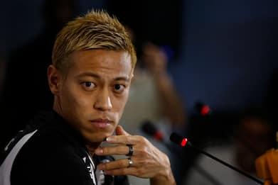 Calcio, Keisuke Honda atterra in Lituania: ha firmato per il Suduva