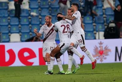 Torino batte Sassuolo in trasferta, decisivo Pjaca. Gol e highlights