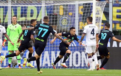Serie A: vincono Fiorentina, Inter e Atalanta