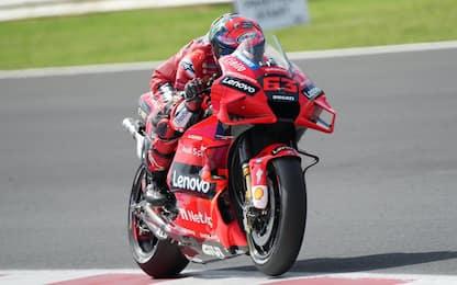 MotoGp Misano, vince Bagnaia. Poi Quartararo e Bastianini