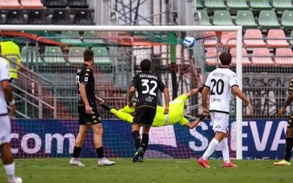 Serie A: Lazio-Cagliari 2-2, Roma ko a Verona. Juve-Milan 1-0: LIVE