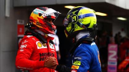 F1, Gp di Russia: Lando Norris conquista la pole davanti a Sainz