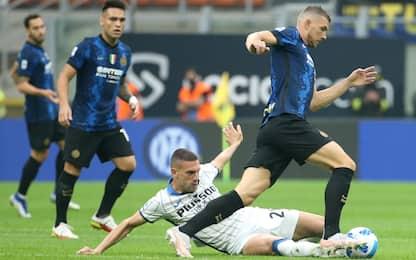 Inter-Atalanta 2-2: video, gol e highlights della partita di Serie A