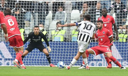 Juve-Sampdoria 3-2: video, gol e highlights della partita di Serie A