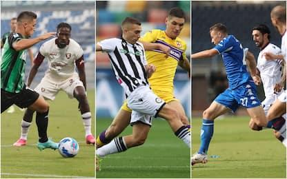Serie A: vincono Empoli, Fiorentina e Sassuolo. I risultati di oggi