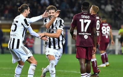 Torino-Juventus 0-1: video, gol e highlights della partita di Serie A