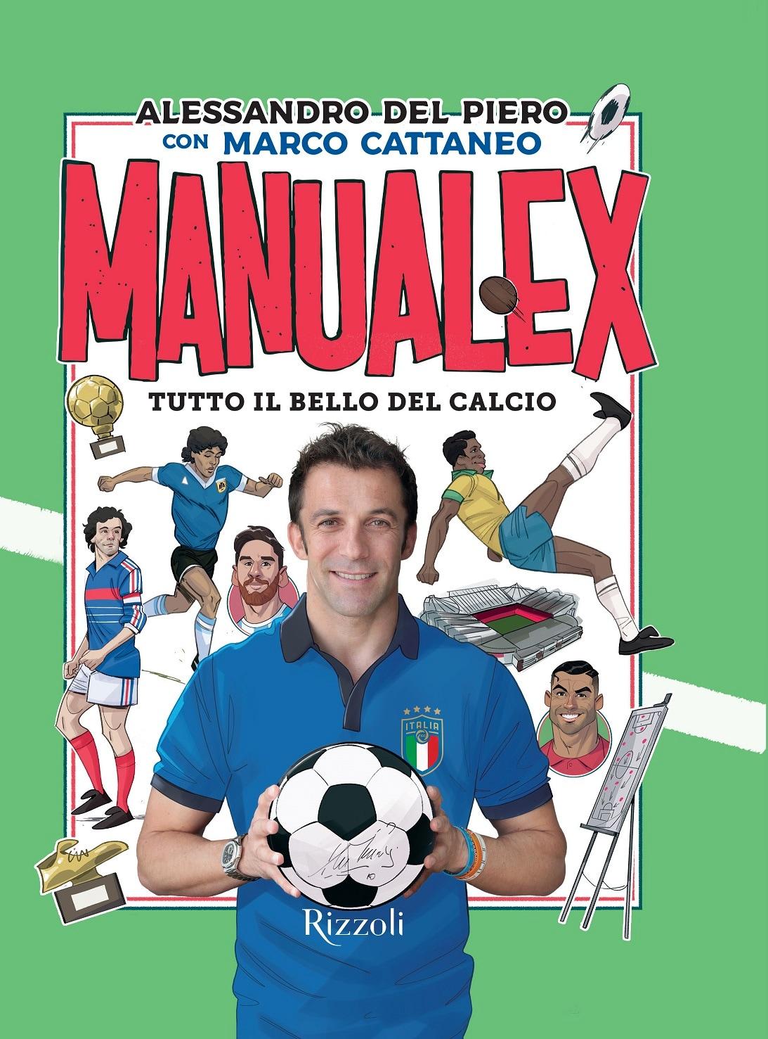 La copertina del Manualex - pp. 288 - € 19,00 - Dai 10 anni