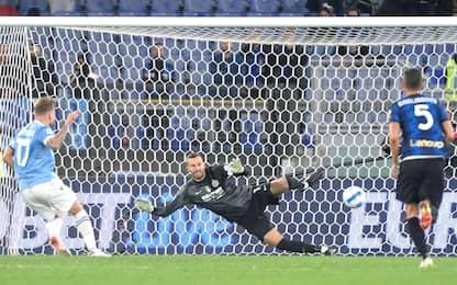 Lazio-Inter 3-1: video, gol e highlights della partita di Serie A