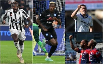 Serie A: vincono Cagliari, Atalanta e Napoli. La Juve batte la Roma