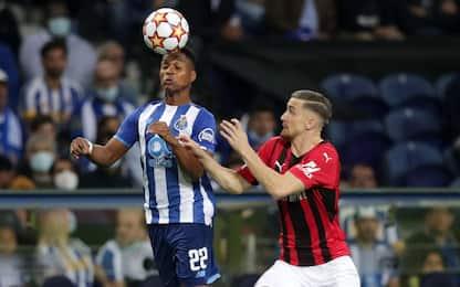 Porto-Milan 1-0: video, gol e highlights della partita di Champions