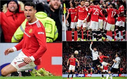 Champions League, Manchester United-Atalanta 3-2. HIGHLIGHTS