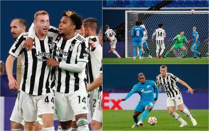 Champions League, Zenit-Juventus 0-1: decide Kulusevski. HIGHLIGHTS