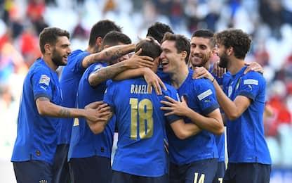 Ranking Fifa: l'Italia guadagna la quarta posizione, Francia sul podio