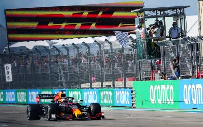 Formula 1, Gp degli Usa: vince Verstappen. Video highlights della gara
