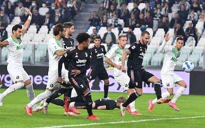 Risultati Serie A: male la Juve, vincono Inter, Roma e Lazio. VIDEO