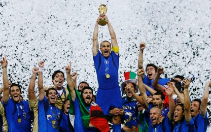 110 anni di Nazionale italiana di calcio: tutti i momenti memorabili