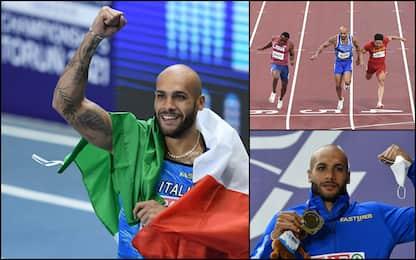 Atletica, chi è Marcell Jacobs, il recordman europeo sui 100 metri