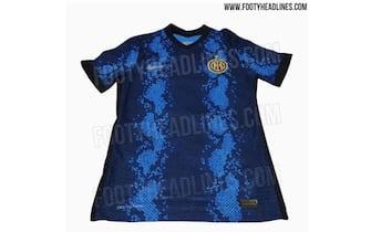La nuova maglia dell'Inter, campione d'Italia per la 19esima volta nella sua storia