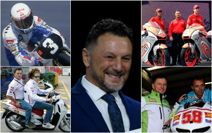 Fausto Gresini, la carriera nel motociclismo da pilota a team manager