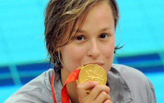 Federica Pellegrini vince l'oro