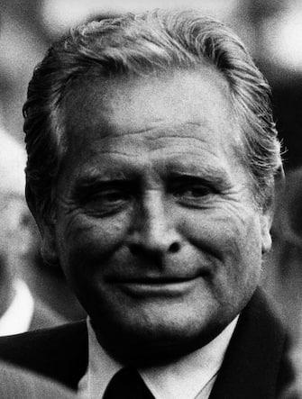 ©lapresse archivio storico sport calcio Torino anno 1986 Gianpiero Boniperti nella foto: Boniperti BUSTA 1986
