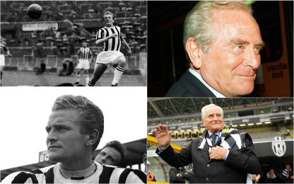 Addio a Giampiero Boniperti, una vita alla Juventus. FOTOSTORIA