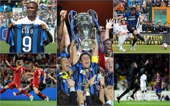Triplete Inter 2010
