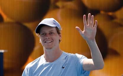 Jannik Sinner, chi è il giovane tennista italiano. FOTO