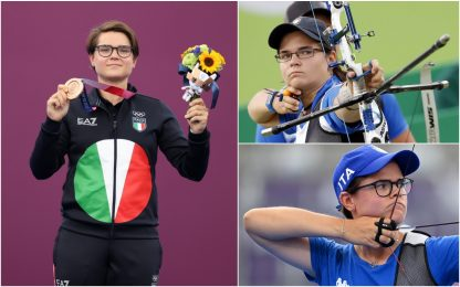 Chi è Lucilla Boari, prima italiana a vincere una medaglia nell'arco
