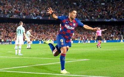Luis Suarez: la storia del 'Pistolero' del calcio