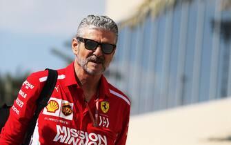 © Photo4 / LaPresse22/11/2018 Abu Dhabi, UAESport Grand Prix Formula One Abu Dhabi 2018In the pic: Maurizio Arrivabene (ITA) Ferrari Team Principal