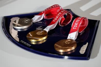 Paralimpiadi di Tokyo 2021, il medagliere dell'Italia