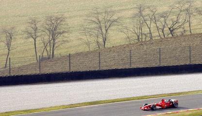 F1 al Mugello, storia del circuito di proprietà della Ferrari. FOTO