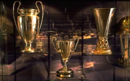 Nel maggio 1990 tre squadre italiane conquistarono l'Europa calcistica