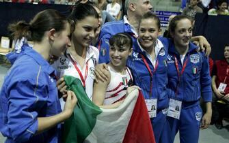 Ferrari e la squadra italiana al mondiale