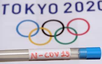Europa, Italia, Milano - Rischio di annullamento Olimpiadi e giochi olimpici a causa della epidemia n-cov19 Coronavirus