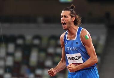"""""""Saltiamo fuori dal Covid"""", la campagna dell'Oms con Gianmarco Tamberi"""