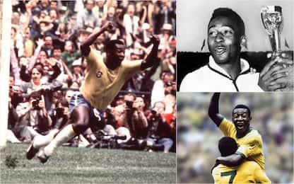 """Buon compleanno Pelé, """"O Rei"""" compie 80 anni. FOTO"""