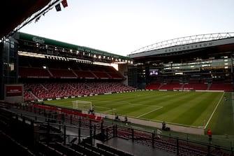 Parken Stadium di Copenaghen