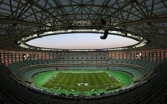 Olympic Stadium di Baku dall'interno