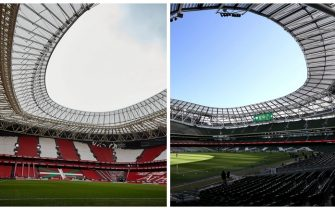 Stadi di Bilbao e Dublino